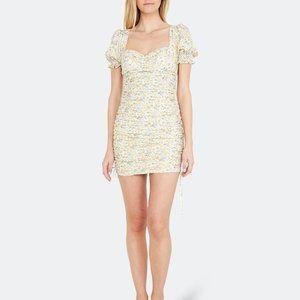Bardot Revolve Womens Cindy Sweetheart Dress
